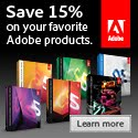 SF Cutters Qualify for 15% off Adobe Software
