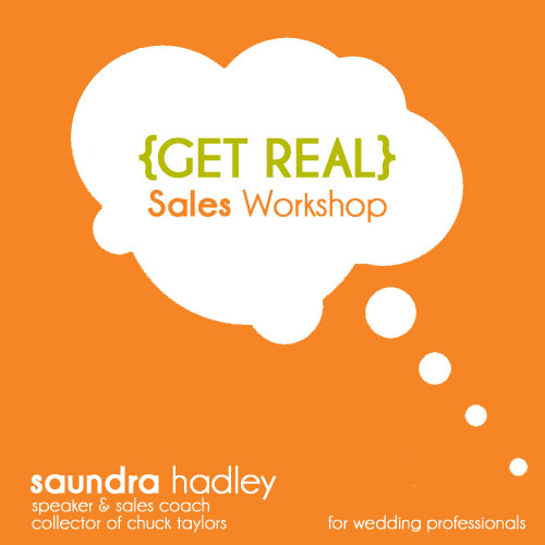 get real sales workshop dallas saundra hadley