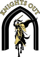 Knights Out Logo (West Point's LGBT Alumni & Allies Group)