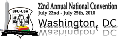 Convention 2010 Banner