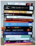 2010 I Love to Read Book Fair Flyer