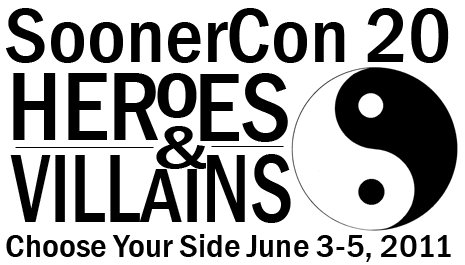SoonerCon 20 Heroes and Villains
