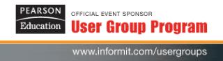 Pearson Education User Group Program logo