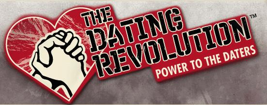 Logo for The Dating Revolution