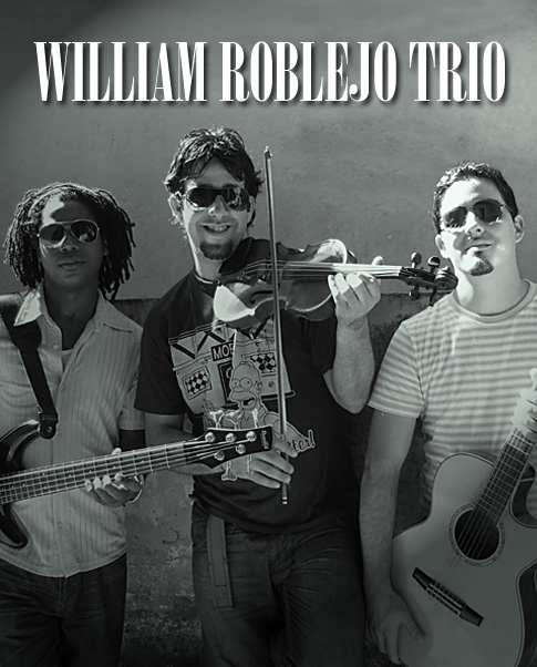 William Roblejo Trio