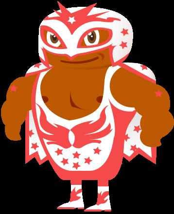 Our Friendly Luchador
