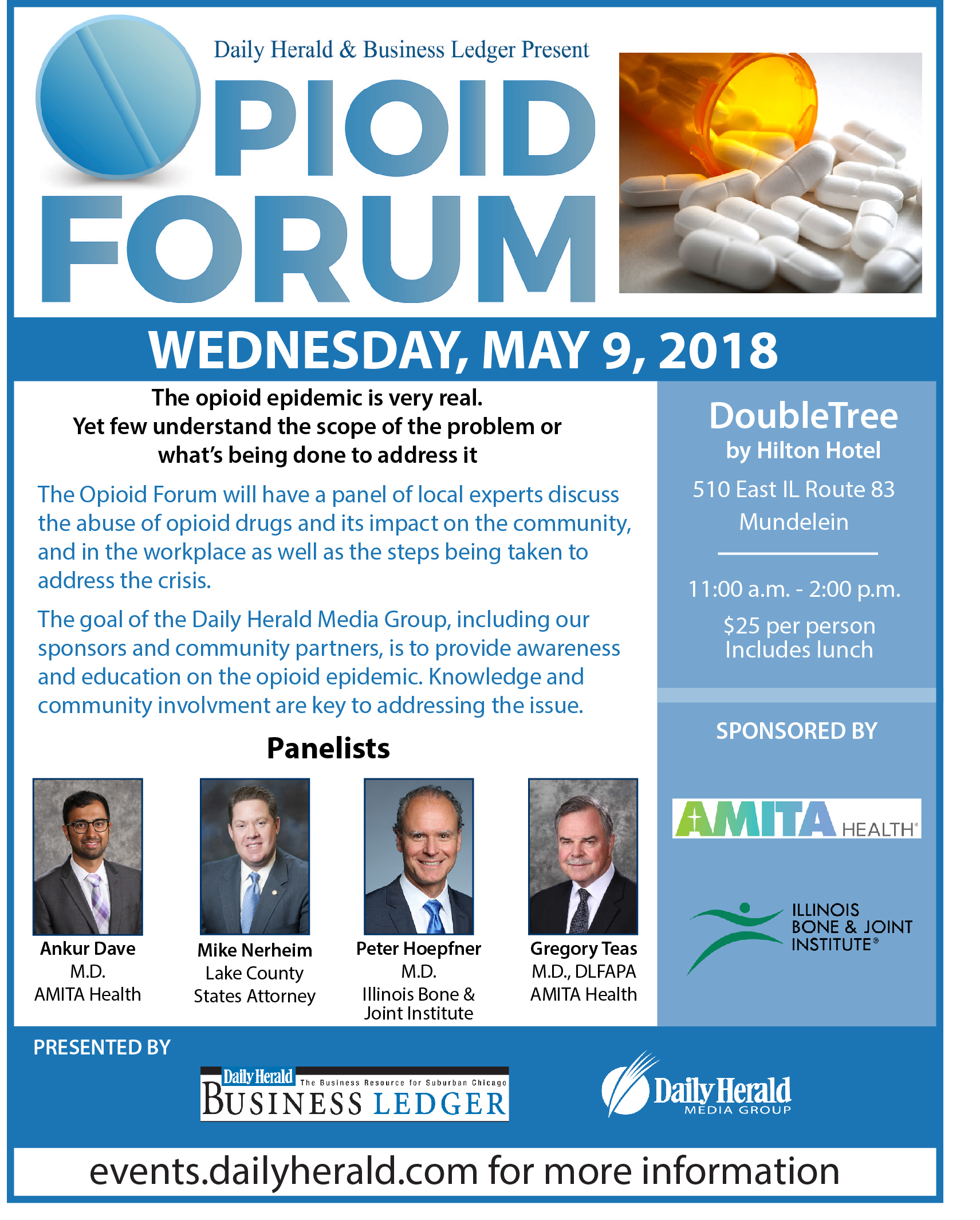 Lake County Opioid Forum