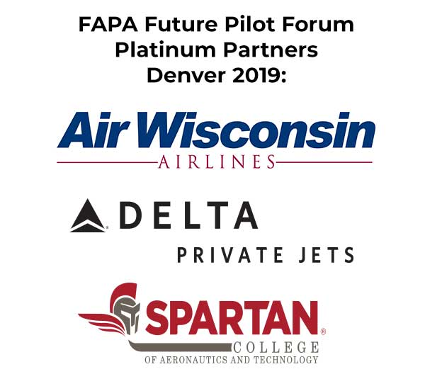 FAPA Future Pilot Forum Platinum Partners Denver 2019