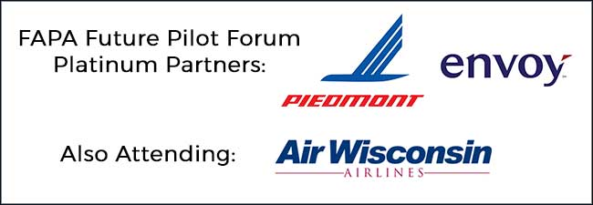 FAPA Future Pilot Forum Partners