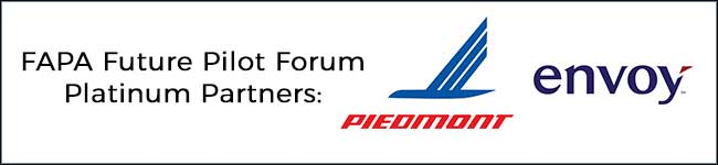 FAPA Future Pilot Forum Platinum Partners