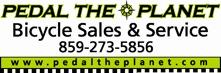Pedal the Planet Logo