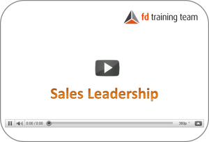video coaching sales