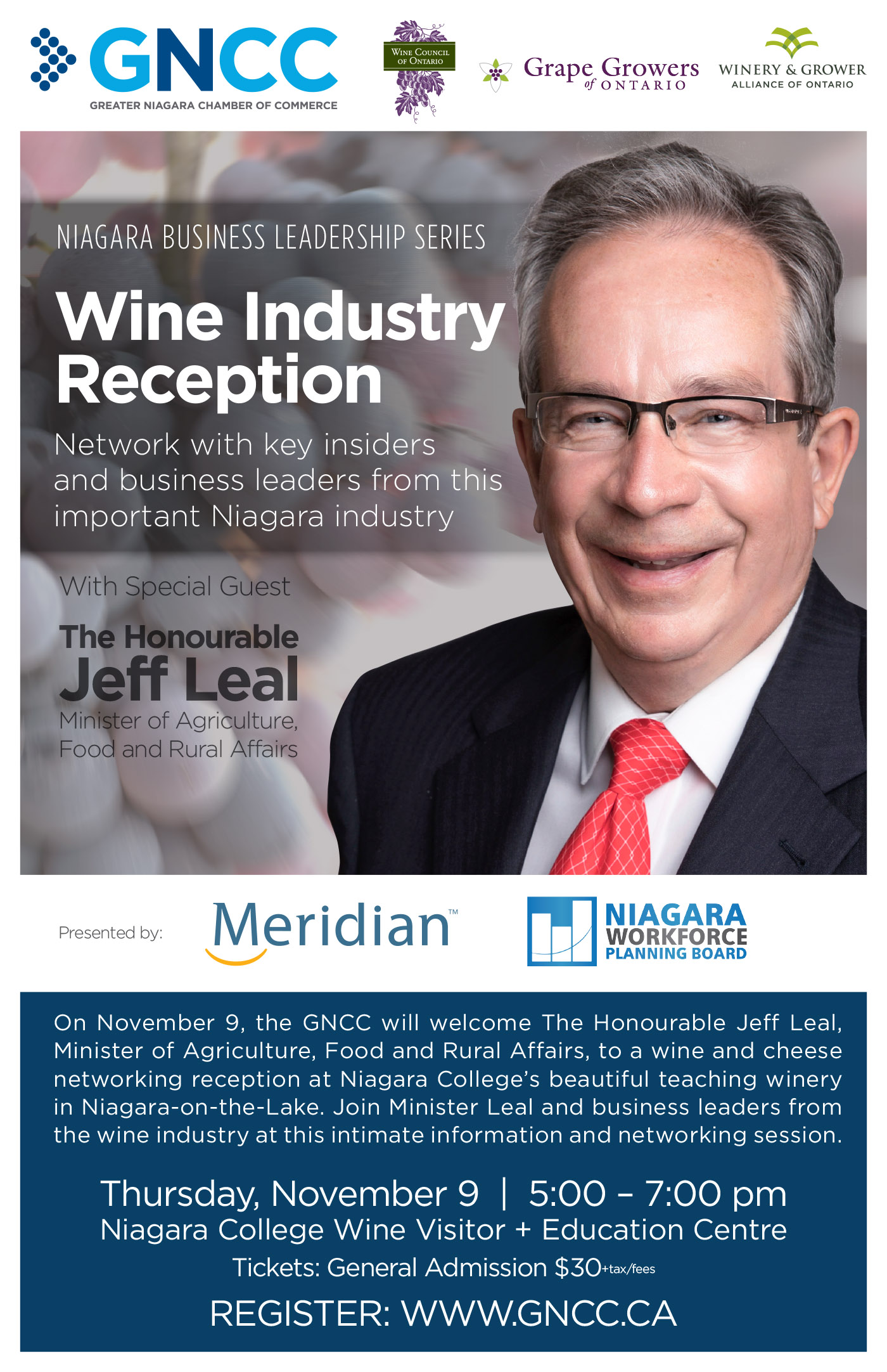 Wine Industry Reception