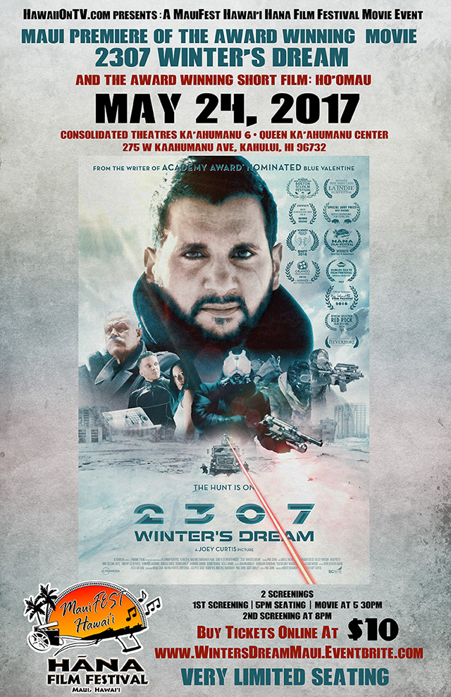 Maui Premiere of 2307 Winter's Dream