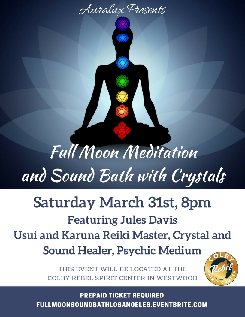 full moon sound bath