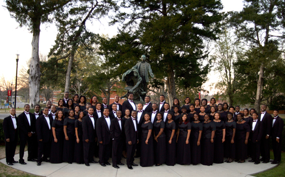 Tuskegee University's Golden Voices