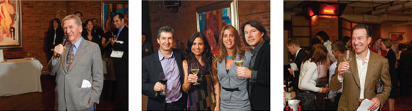 WSJwine tasting event pictures