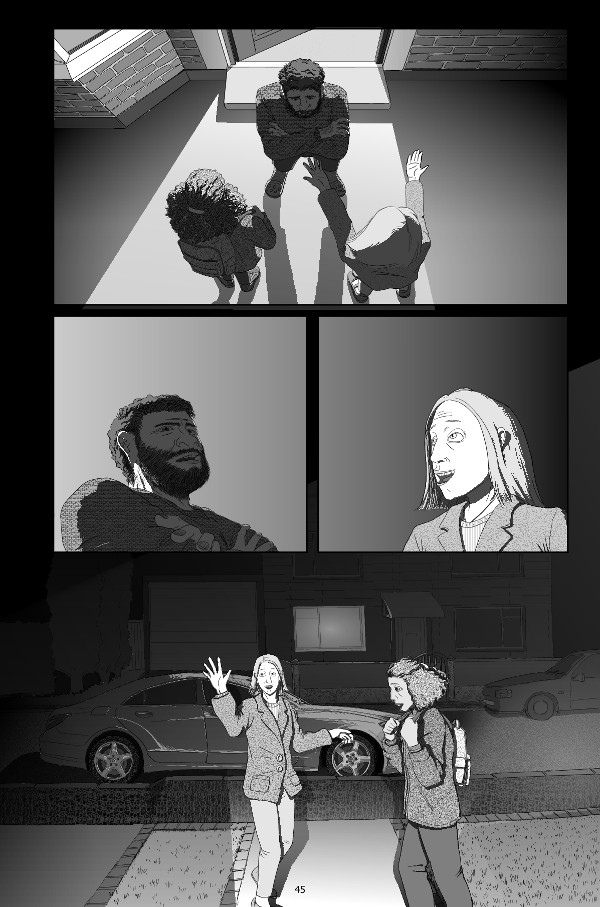 The Murder Club - page 45
