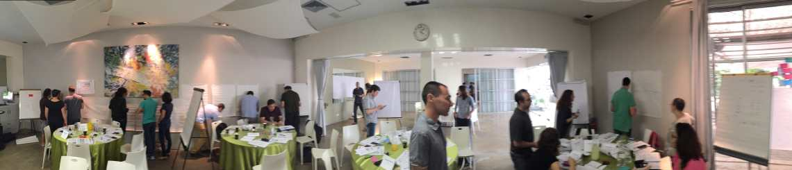 Leading the Scaled Agile Framework (SAFe) Class Panorama