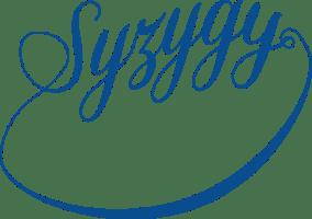 Syzygy exhibition logo