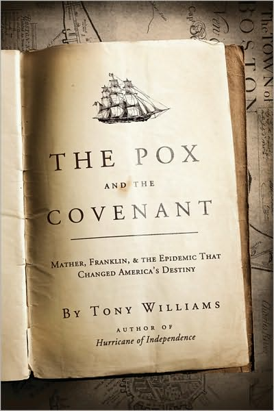 Author Tony Williams discusses 18th century smallpox epidemic