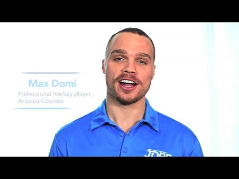 Meet NHL player Max Domi, JDRF's new National Spokesperson