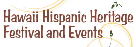 Hawaii Hispanic Heritage Logo