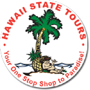 logo hawaii state tours