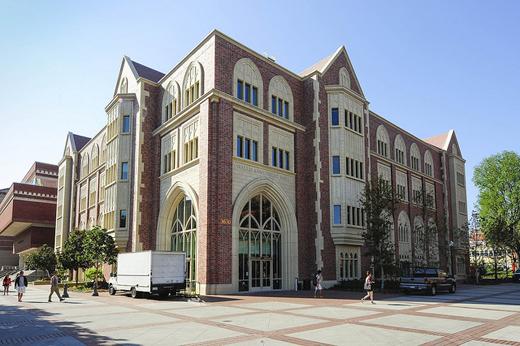 wallis annenberg hall