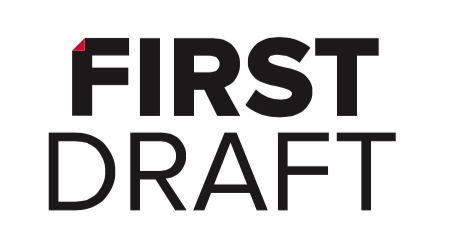 First Draft logo stacked