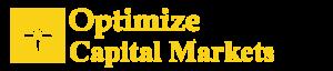 Logo Optimize Capital Markets - Light Gold