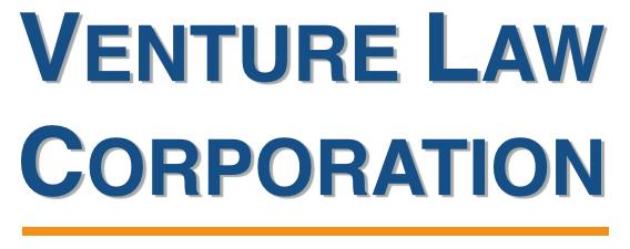 Venture Law Corporation