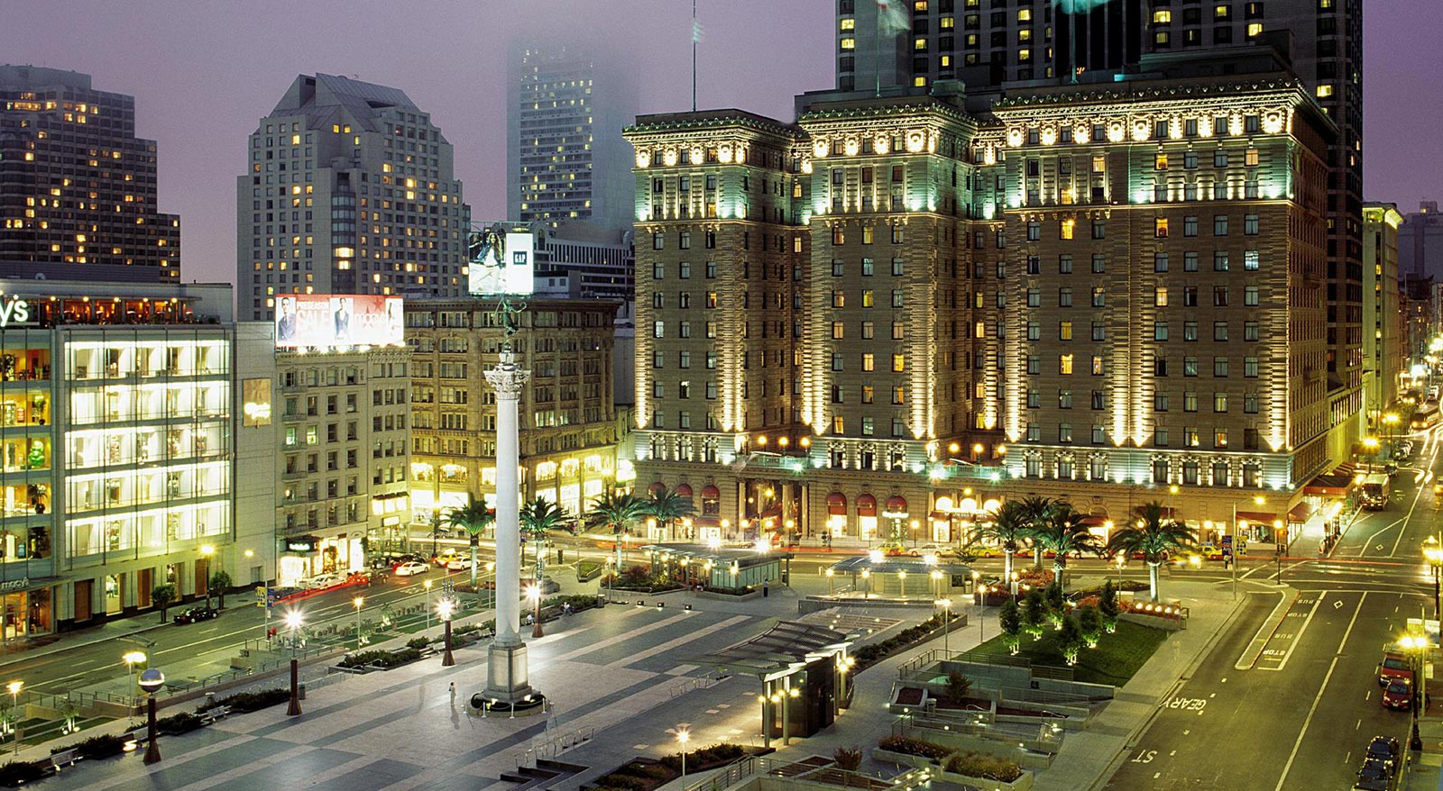 Hotel Westin St Francis, Union Square, San Francisco