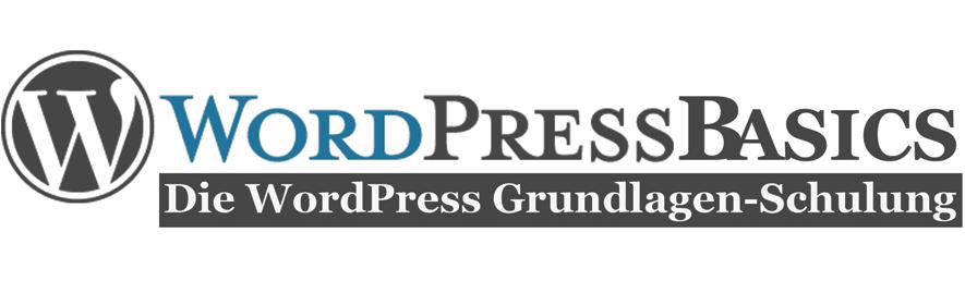 WordPressBasics - WordPress Grundlagen-Schulung in München