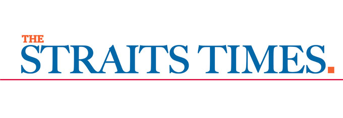 Image result for straits times logo