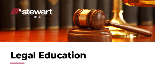 Legal Education