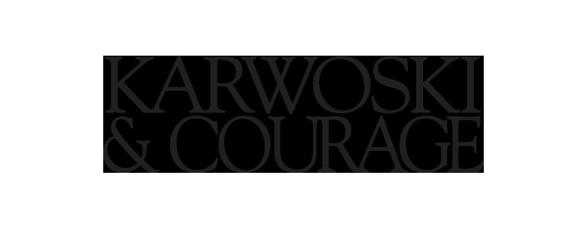 Karwoski Courage logo