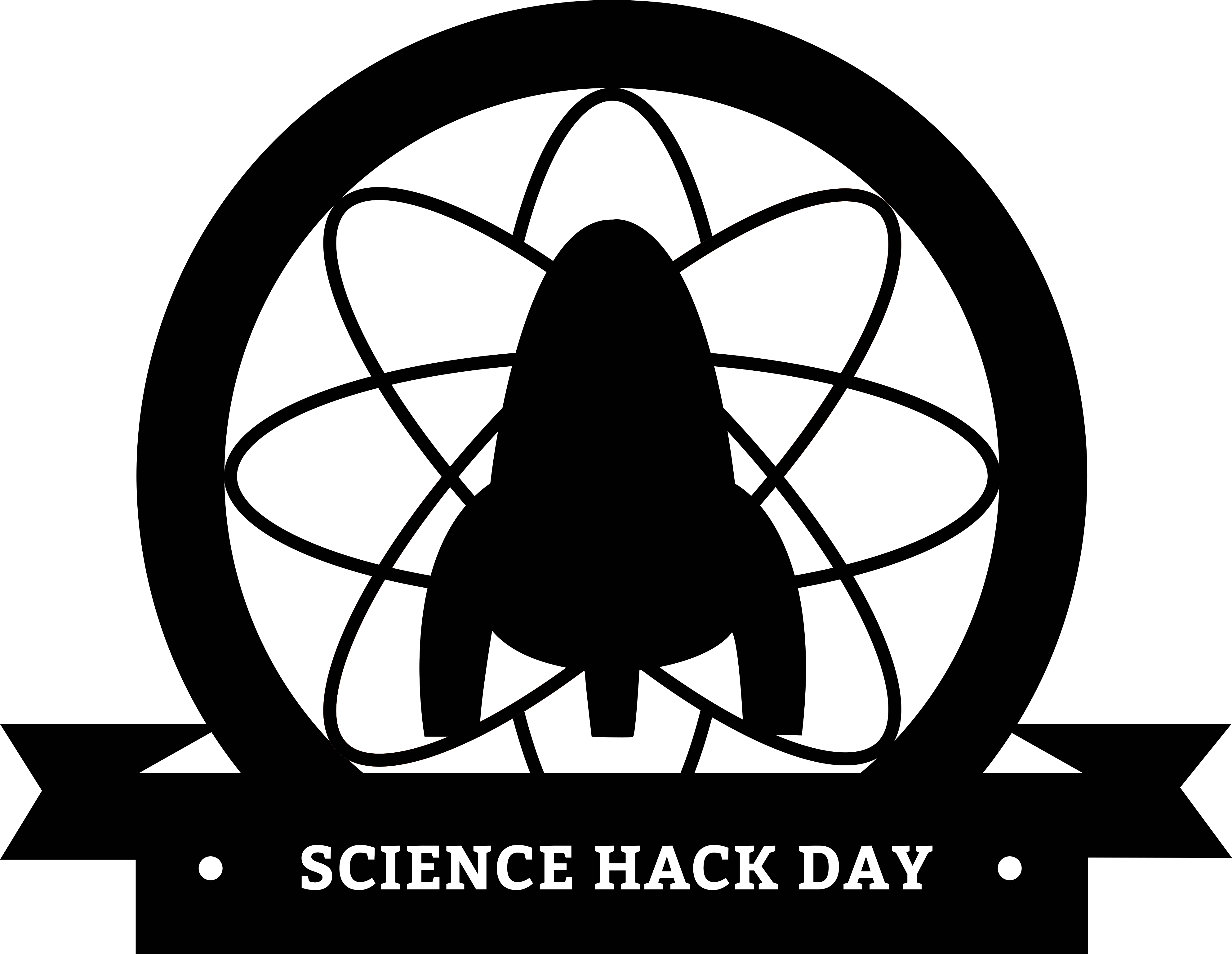 Logo du Science Hack Day