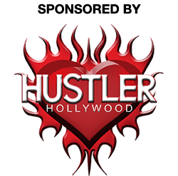 Seeking Arrangement Party is Sponsored by Hustler Los Angeles