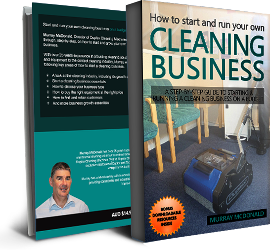 Start Cleaning Business Book