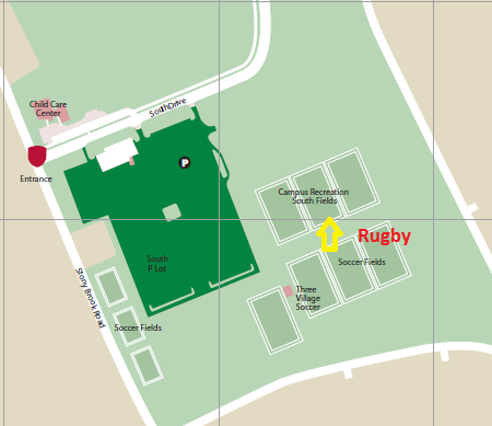 South P rugby Pitch