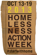 Homelessness Action Week logo