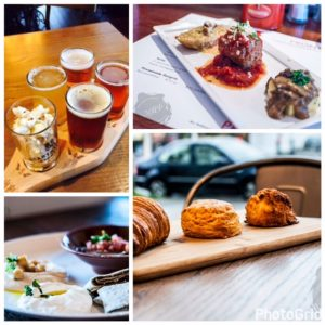 Tasting Plates Burnaby Heights on May 17