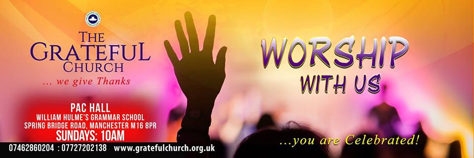 WORSHIP GOD WITH US