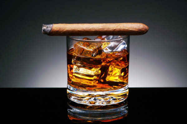 Image result for cigars on ice