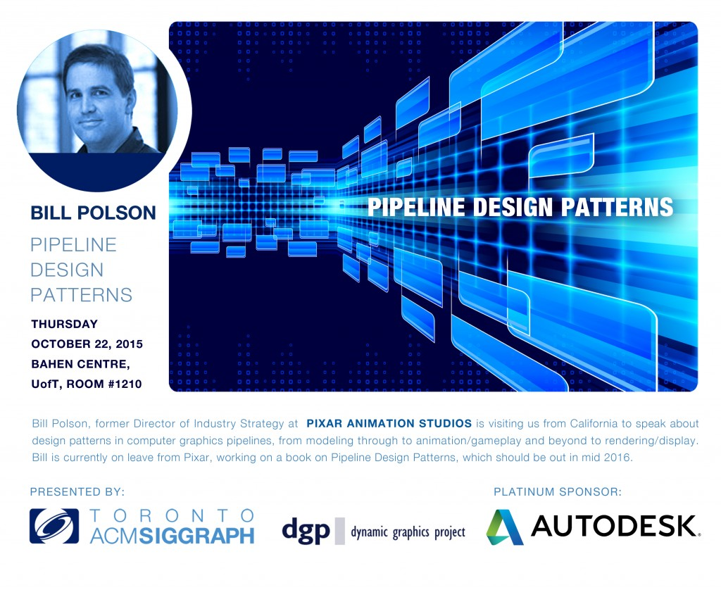 Bill Polson: Pipeline Design Patterns