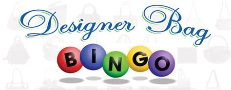 Image result for designer bag bingo