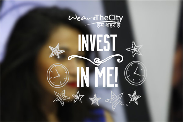 Invest in me event