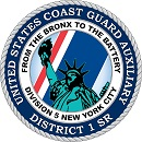 USCG Auxiliary Division 5