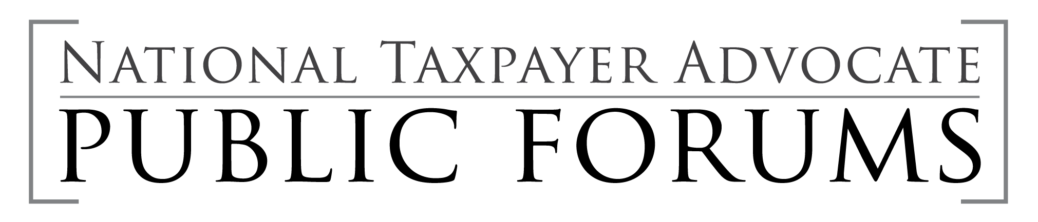 National Taxpayer Advocate Public Forums